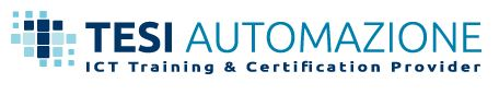 TESI AUTOMAZIONE ICT Training & Certification Provider