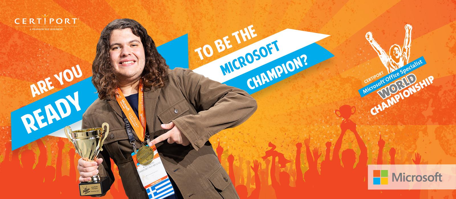 Microsoft Office Specialist World Championship New York, New York